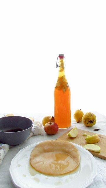 Rezept Kombucha herstellen (mit und ohne Scoby)