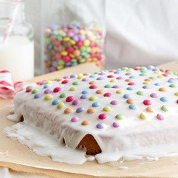 Rezept Konfetti-Kuchen