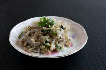 Rezept Kongnamul Muchim - Mild