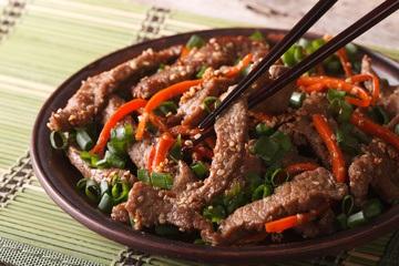 Rezept Koreanisches Bulgogi Beef