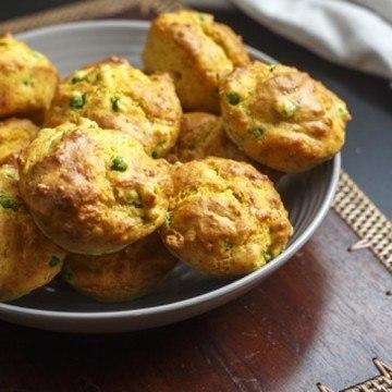 Rezept Köstliche Curry-Muffins