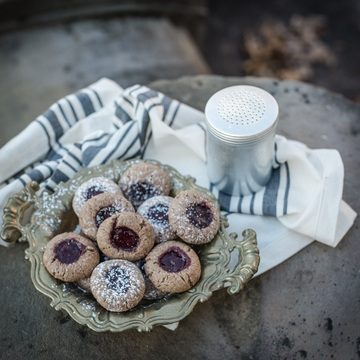 Rezept Köstliche Linzer Plätzchen