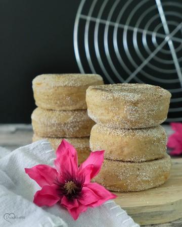 Rezept Köstliche Toastbrötchen aka English Muffins