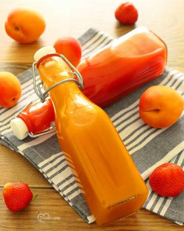 Rezept Köstlicher Fruchtbalsam – Sommer in der Flasche