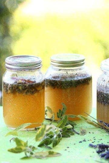 Rezept Kräuter-Honigzubereitungen - Süßes für die Gesundheit