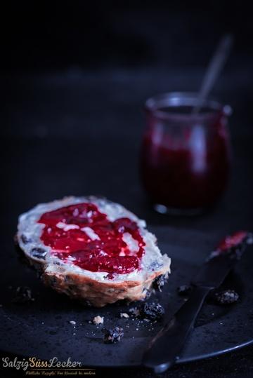 Rezept Krentebroodje, das holländische Rosinenbrötchen