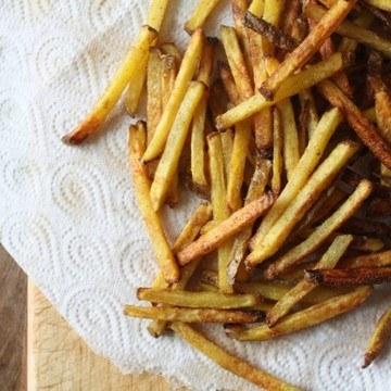 Rezept Kreuzkümmel-Pommes-Frites