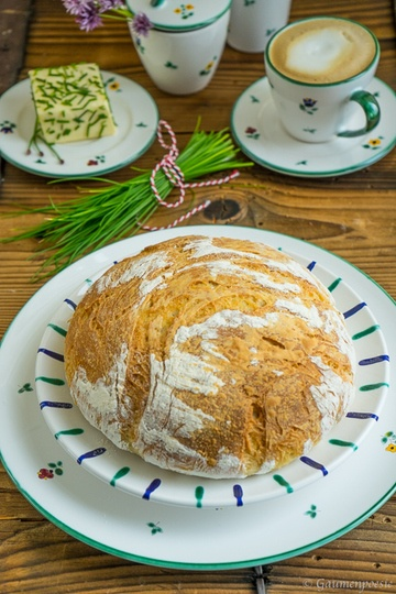Rezept Kroatisches Weißbrot - Kruh