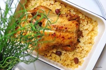 Rezept Kross gebratenes Huhn im Limettensud