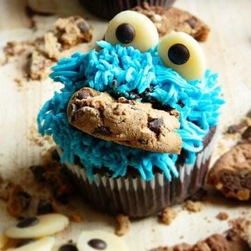 Rezept Krümelmonster Muffins