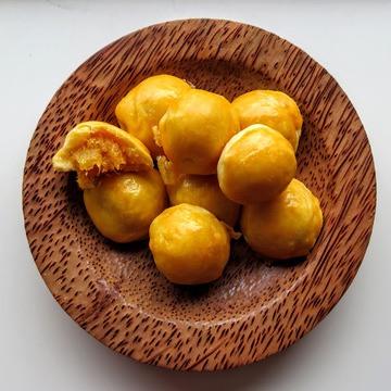 Rezept Kue Nastar, ein Ananas Küchlein aus Indonesien