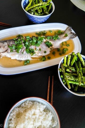 Rezept Kung-Fu Fisch
