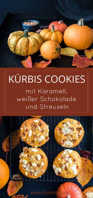 Rezept Kürbis Cookies