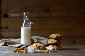 Rezept Kürbis-Gewürz-Cookies