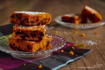 Rezept Kürbis Schoko Kuchen – saftig und lecker!