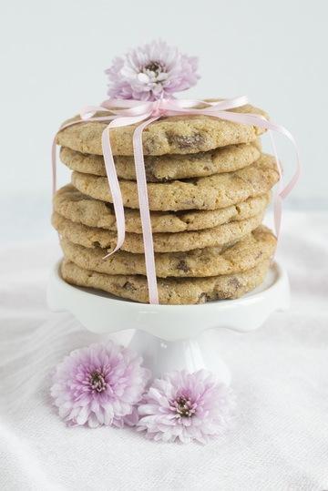 Rezept Kürbis Zimt Cookies