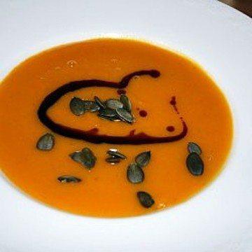 Rezept Kürbissuppe