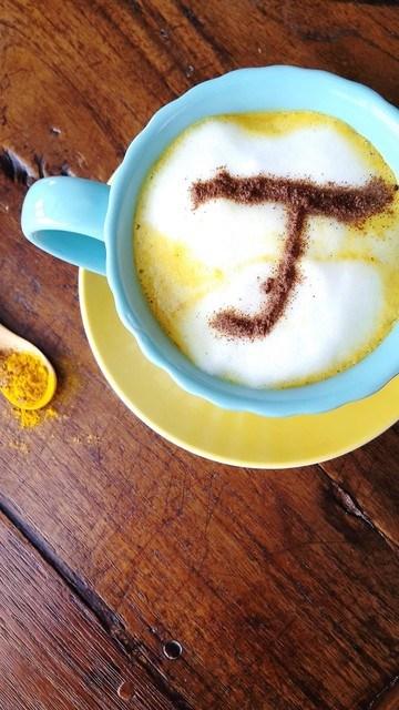Rezept Kurkuma-Latte, die Goldene Milch (vegan)
