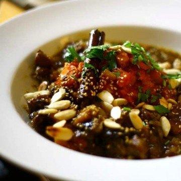 Rezept Lamm-Tajine mit Couscous