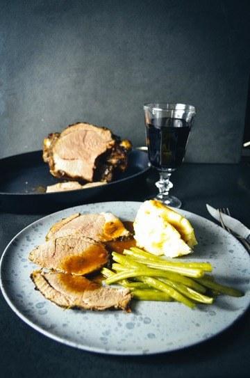 Rezept Lammkeule mediterran aus dem Ofen