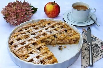 Rezept Landhaus-Apfelkuchen