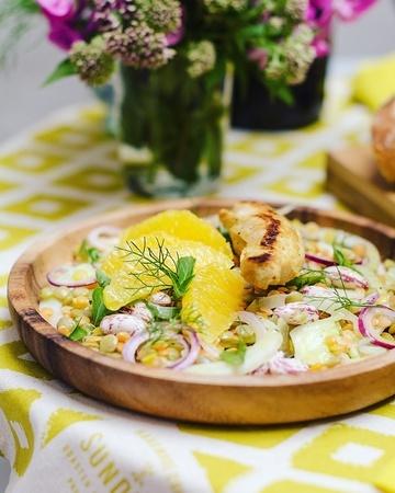 Rezept Lapin aux Lentilles - Kaninchen und Linsen