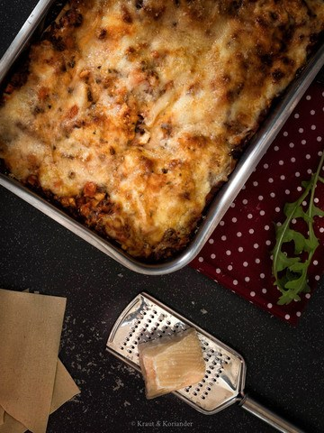 Rezept Lasagne al forno