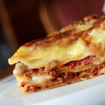 Rezept Lasagne alla Mamma