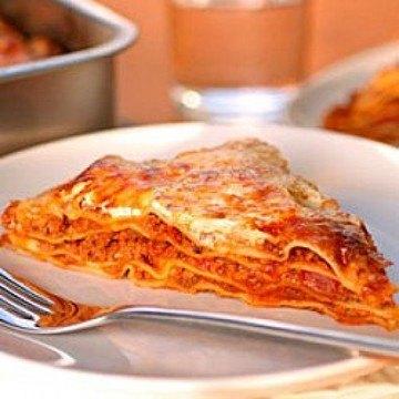 Rezept Lasagne Bolognese | schnell und einfach