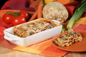 Rezept Lasagne mit Blue Stilton