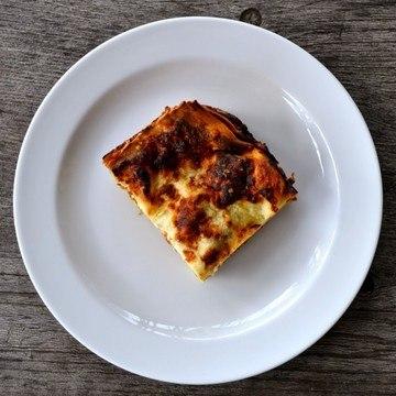 Rezept Lasagne mit Zucchini & Mascarpone