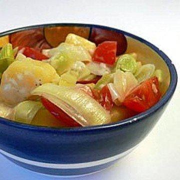 Rezept Lauch-Kartoffel-Gemüse mit Tomaten