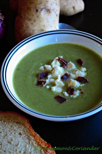 Rezept Lauch, Kartoffel & Maronen-Suppe