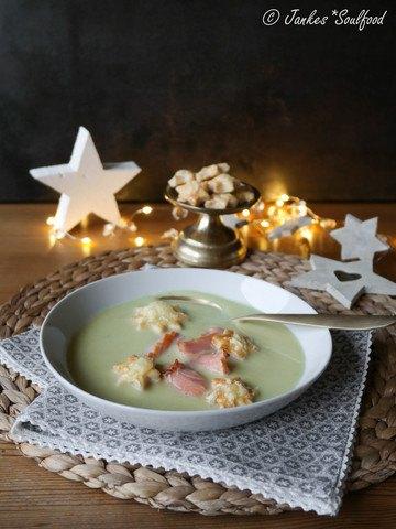 Rezept Lauchcrèmesuppe
