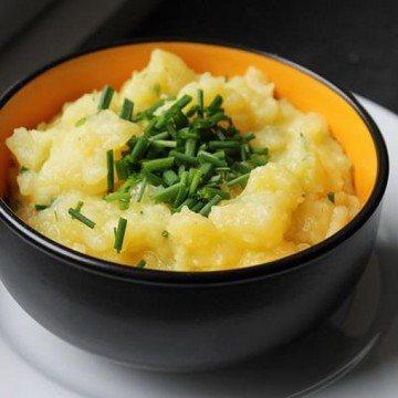 Rezept Lauwarmer Kartoffelsalat
