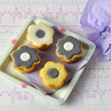 Rezept Lavendel Cupcakes