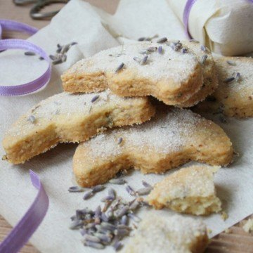 Rezept Lavendel-Kekse