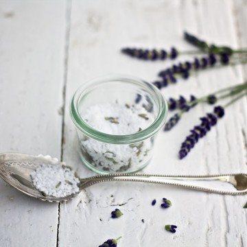 Rezept Lavendelsalz