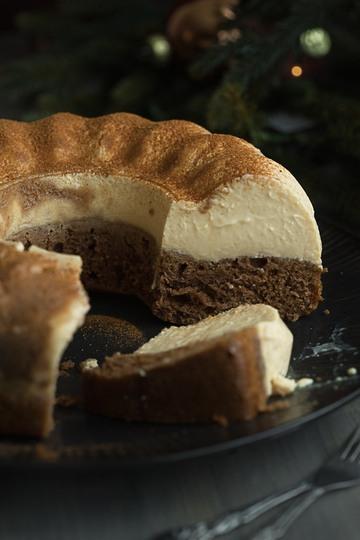 Rezept Lebkuchen Flan Kuchen