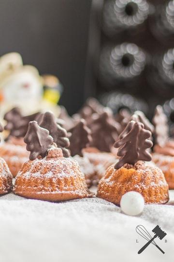 Rezept Lebkuchengugl mit Schokolade