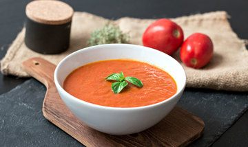 Rezept Leckere Tomatensuppe