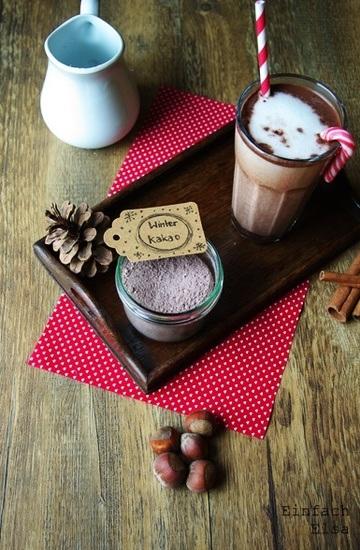 Rezept Leckerer Winterkakao mit Zimt und Vanille