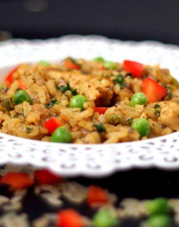 Rezept leckeres Reisgericht als One Pot