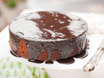 Rezept Leckeres Sonntagssüß: Stracciatella-Torte