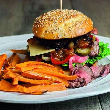 Rezept Leckerster Burger von Welt!