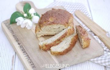 Rezept Leinsamen-Chia-Brot
