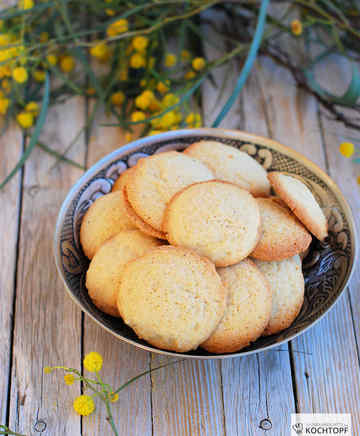 Rezept Lemon Cookies nach King Arthur