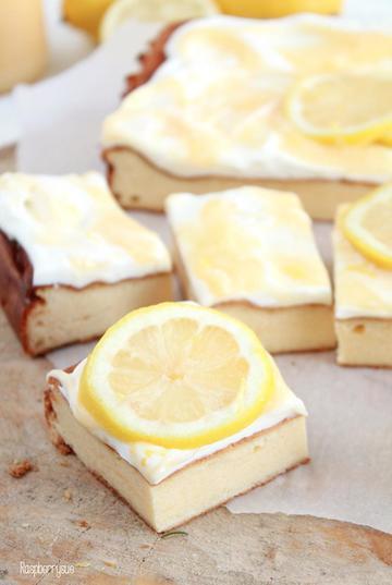 Rezept Lemon Curd Cheesecake