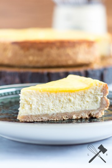 Rezept Lemoncurd Cheesecake