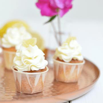 Rezept LemonCurd Cupcakes